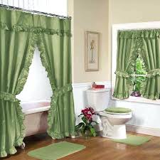 Small Waterproof Bathroom Window Curtains by Articles With Shower Curtain Decor Ideas Tag Shower Curtain