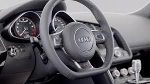 2013 Audi R8 V10 Coupé INTERIOR HD