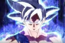 Super Saiyan White Dragon Ball Xenoverse 2 Perfected Ultra Instinct Goku