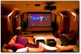 Mini Cinema In Smart Home Technology Cool Ideas