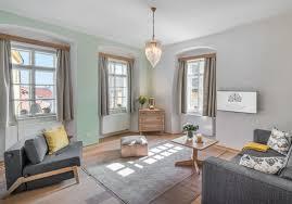 100 One Bedroom Interior Design Blue Oak Prague Apartment Prague Residence