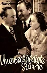 Picture Of DIE UNENTSCHULDIGTE STUNDE 1937