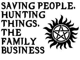 Saving People Hunting Things The Family Business Emblem Options Impala Baby Dean Sam And Cas Angel Wings Anti Possession Tattoo