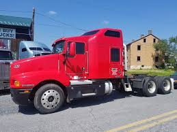 2007 KENWORTH T600 FOR SALE #9056