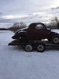 100 Willys Truck Parts Customs 1939 Coupe Door Conversion The HAMB