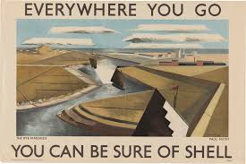 Paul Nash Seascape