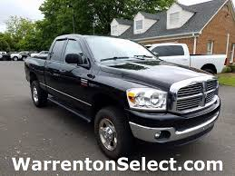 2008 Used Dodge Ram 2500 Big Horn At Country Diesels Serving ...