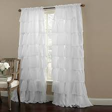 Modern Curtains For Living Room Pictures by One Panel Curtain Modern Solid Living Room Polyester Material