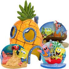 Spongebob Fish Tank Ornaments by Aquarium Decorations U0026 Ornaments Entirelypets