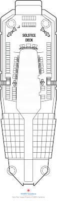 celebrity reflection deck plans deck 16 what s on deck 16 on