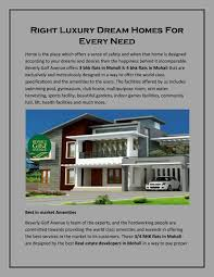 100 Dream Houses In The World Right Luxury Homes For Every Need By Bevery Golf Avenue Issuu