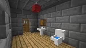 minecraft bathroom design too crafty 16 youtube minecraft