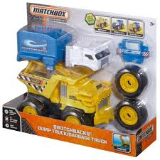 Shop Matchbox Switchbacks Dump Truck - Free Shipping On Orders Over ... Matchbox Garbage Truck Lrg Amazon Exclusive Mattel Dwr17 Xmas 2017 Mbx Adventure City Gulper 18 Lesney No 38 Karrier Bantam Refuse Trucks For Kids Toy Unboxing Playing With Trash Amazoncom Toys Games Autocar Ack Front 2009 A Photo On Flickriver Cars Wiki Fandom Powered By Wikia Stinky The In Southampton Hampshire Gumtree 689995802075 Ebay Walmartcom Image Burried Tasure Truckjpg