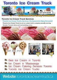 100 Ice Cream Truck Products Wanna Be A Kid Again Call Toronto For Ice Cream