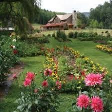 Flower Gardens At Lonesome Valley Garden Resort