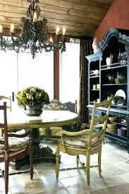 French Dining Room Furniture Inspired Country Style
