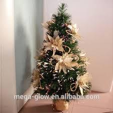 Christmas Tree Decoration Colorful Flower Led Copper String LightCERohs Standard