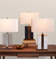 Crate And Barrel Aerin Floor Lamp by Monolithic Table Lamp Dining Room Table Lights And Room