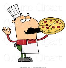Pizza Pie Clipart