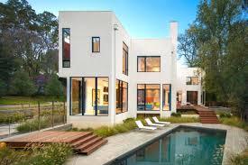 100 Robert Gurney Architect Tour An EnergyEfficient Prefab House Built In Just Two Days