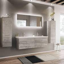 badezimmer serie miramar 02 in beton optik selbst zusammenstellen