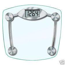 Eatsmart Digital Bathroom Scale Australia by Chrome Bathroom Scales Ebay