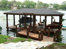 100 Lake Boat House Designs Plans Elegant Docks Decks In 2019
