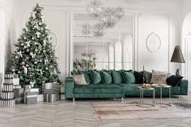 wohnzimmer weihnachtsdeko ideen zum dekorieren