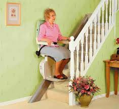 Chair Lift For Stairs Medicare Covered by How A Stair Lift Works On Straight Stairways Youtube Staircase