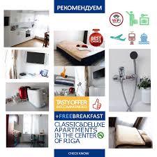 100 Design Apartments Riga BOOKINGRIGAEU Classic And DeLuxe In The
