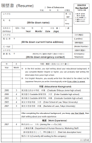 Japanese Resume: Here Is How To Properly Write It   Guidable How To Write A Cover Letter Get The Job 5 Reallife Resume Formats Find Best Format Or Outline For You Unique Writing Address Leave Latter Can Start Writing Assistant Store Manager Resume By Good Application What Makes Sample An Experienced Computer Programmer Fiddler Pre Written Agenda Voice Actor Mplates 2019 Free Download Resumeio Cstruction Example Tips Genius Career Center Usc Letter Judge Professional