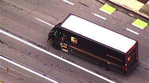 100 Ups Truck Hours UPS Driver Hailed As Hero During Wild San Jose Chase Abc7newscom