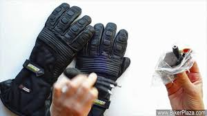 gerbings heated motorcycle gloves t5 review youtube