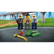 100 Lego City Tow Truck LEGO Trouble 60137