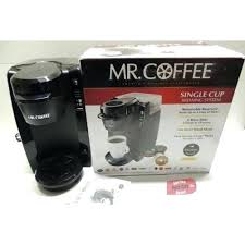 Mr Coffee Single Cup K Brewing System Ounces Melitta Maker