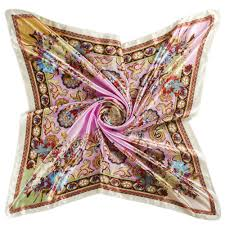 popular square silk scarf buy cheap square silk scarf lots from