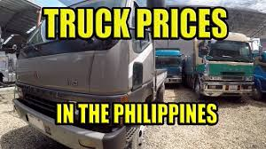 100 Truck Prices In The Philippines Requested Video YouTube