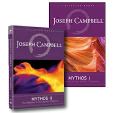 Mythos Covers 2008 Collected Works Of Joseph Campbell