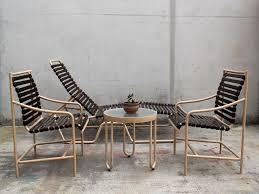 Vintage Mid Century Modern Outdoor Furniture