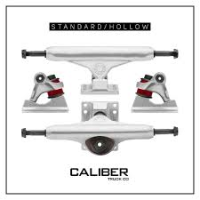 Hollow Standards – Caliber Trucks | Longboard Envy Caliber Ii Raw 50 Skateboard Longboard Trucks Boardersonlinecomau Caliber Truck Co Home Facebook 184mm Midnight Satin Red Original Standard At Eastern Supply Top 20 Best Skateboards In 2018 Review Editors Choice Buy Rtyfour 10 Truck The Longboard Shop The Hague Co Ryan Gottlieb Coub Gifs With Sound Noah Fischer Youtube Product Hlight New Street Loboarding Gear 44