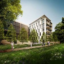 100 Holland Park Apartments Campden Hill Property Earchitect