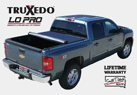 TruXedo Lo Pro QT Soft Roll-Up Tonneau Cover Toyota Tundra 6'3