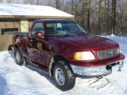1998 Ford F-150 V8 4x4 $5200   FishingBuddy 1998 Bright Red Ford F150 Xlt Regular Cab 20466448 Gtcarlotcom Fseries Tenth Generation Wikipedia Replacing A Tailgate On 16 Steps Showem Off Post Up 9703 Trucks Page 591 Forum Radical Ranger Diesel Power Magazine 2006 Ford Xl Regular Cab 1 Owner For Sale Ravenel Supercab Pickup Truck Item L51 Sold Ma Burgendybeast Specs Photos 2011 Moves To Ecoboost V6 50liter V8 Youtube