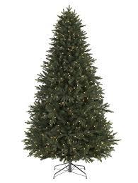 Martha Stewart Pre Lit Christmas Trees by Saratoga Spruce Artificial Christmas Tree Balsam Hill