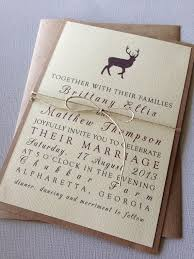 Woodland Wedding Invitations And Get Ideas How To Make Beauteous Invitation Appearance 2