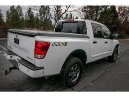 100 Nissan Titan Truck PreOwned 2014 PRO4X 56L V8 4x4 In
