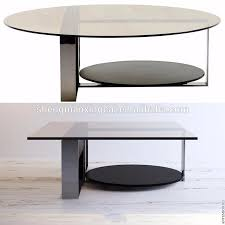 100 Minotti Dining Table Bresson Round Coffee Lounge Metal Dining Round Color Glass Table View Glass Top Metal Round Coffee Table Purple Furniture Product