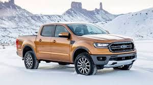 100 Mpg Trucks 2019 Ford Ranger 2WD Gets EPAEstimated 23 Combined MPG