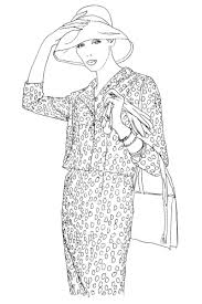 Vogue Colouring Book 6