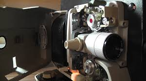 elmo fp a duel format 8mm projector how it works inside front and